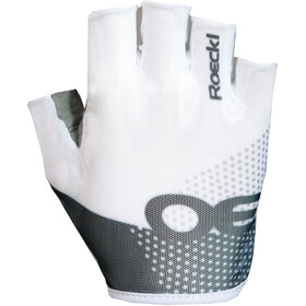 Roeckl Idro Gants, white/black